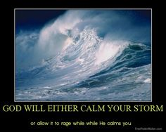 Isaiah 25:4  For thou hast been a strength to the poor, a strength to the needy in his distress, a refuge from the storm, a shadow from the heat, when the blast of the terrible ones is as a storm against the wall.