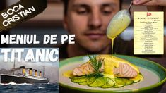 Titanic, Cucumber, The Creator, Cooking Recipes, Youtube, Food, Chef Recipes, Essen, Eten