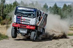 Tatra T158 Phoenix Dakar 2016