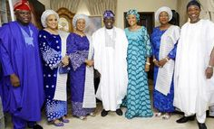 Why I was worried when Ambode became Lagos State Governor  Tinubu