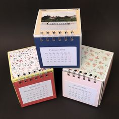 Anleitung: Fotowürfel mit Mini Kalender   Der Scrapbook Laden Blog Thing 1, Mini, Easy Crafts, Stampin Up, Allg, Paper, Draw, Organizers, Pictures
