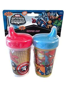 Marvel Super Hero Squad 10oz Sipper Sippy Cup - Package of 2 Marvel http://www.amazon.com/dp/B00UXVGF1Y/ref=cm_sw_r_pi_dp_Q4.Lvb10FZ684