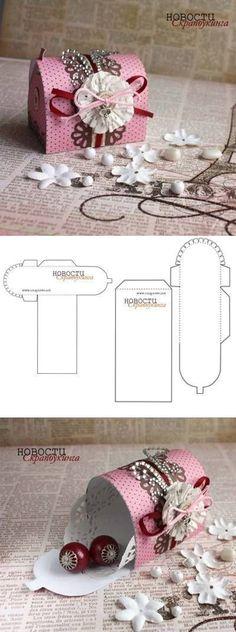 DIY caixa de correio caixa de presente LIKE Us on Facebook == https://www.facebook.com/UsefulDiy: