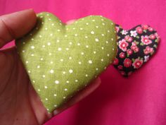heart heating pads, would go great in a wintery gift basket, good for pockets