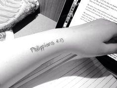 Tattoo that I want