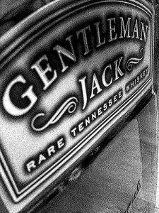 The Gentleman Jack is a twice mellowed Jack Daniels recipe...  cigar anyone ?