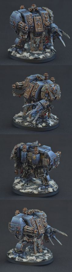 SPACE WOLVES BJORN THE FELL-HANDED