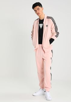 adidas Originals Tracksuit top - vapour pink for £59.99 (04/07/17) with free delivery at Zalando