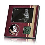 Florida State Seminoles Desk Clock