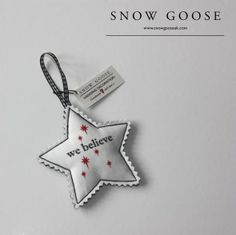 Christmas decorations from snowgooseuk.com