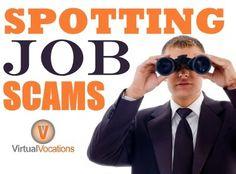 Spot job scams like a pro!