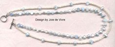 DIY Jewelry DIY Double Strand Pearl Necklace