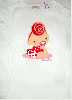 Camiseta feria bebita