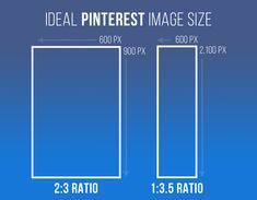 """When uploading Pinterest images, use these """"sweet spot"""" dimensions to get more visibility on your pins.   21 Insanely Useful Tips Every Pinterest User Should Know"""
