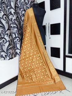 Dupattas Banarasi cotton silk dupatta Fabric: Banarasi Cotton Silk Pattern: Zari Work Multipack: 1 Sizes:Free Size (Length Size: 2.25 m)  Country of Origin: India Sizes Available: Free Size   Catalog Rating: ★4.2 (5673)  Catalog Name: Alluring Attractive Women Dupattas CatalogID_1070724 C74-SC1006 Code: 833-6716594-708