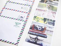 Polaroid kaartjes met envelop | ♥ Post me | Dreamkey Design