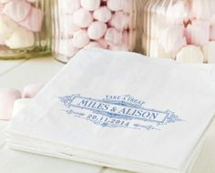 Personalised Sweet bags - wedding engagement favour candy cart vintage style   eBay
