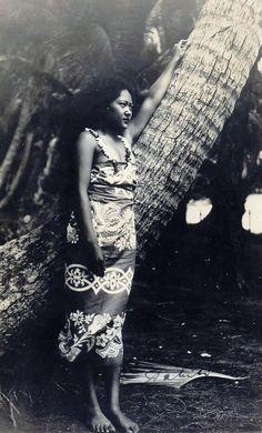 1920s - Tahiti