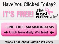 Help others less fortunate receive mamograms.  Thank you!