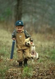 The joys of childhood!