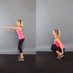 Hindu Squats - Lower-Body Exercises: 12 Squat Variations for Better Results - Shape Magazine