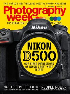 #Photography week 174. #Nikon #D500. Our first impressions of Nikon's best-kepr secret.