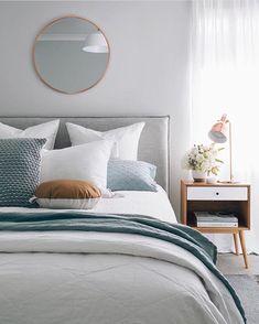 Home Interior Design .Home Interior Design Design Your Bedroom, Design Your Home, House Design, Bedroom Designs, Home Bedroom, Bedroom Decor, Bedroom Ideas, Bedroom Furniture, Peaceful Bedroom