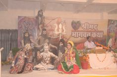 Watch Live telecast of Shrimad Bhagwat Katha for #disabled welfare from 10 am to 1 pm on Astha TV #BhagwatKatha #Spiritual #NGO #OnlineDonation www.narayanseva.org/donation/donation.html