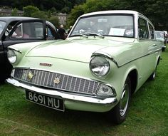 Ford Anglia 105E Deluxe 1962 by sykerabbit77, via Flickr