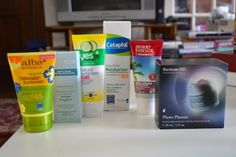 """Six Sunscreens That Won't Eat Your Face. Nothing makes me more irritable than a skincare product that uses the words """"nourish"""" and """"protect"""" when the results seem to be """"search and destroy."""""""