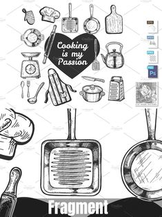 Cat Pattern, Rolling Pin, Tool Design, My Passion, Pattern Making, Kettle, How To Draw Hands, Cooking, Creative