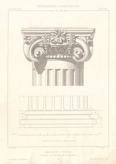 column ~ Encyclopedie d'Architecture