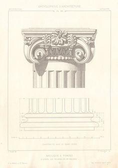 column ~ Encyclopedie d'Architecture
