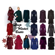 A fashion look from November 2012 featuring ASOS coats, GUESS coats and MaxMara coats. Browse and shop related looks. – color of life Deep Winter Palette, Deep Winter Colors, Dark Autumn, Dark Winter, Pink Martini, Rock Chic, Winter Typ, Rocker, Fashion Colours