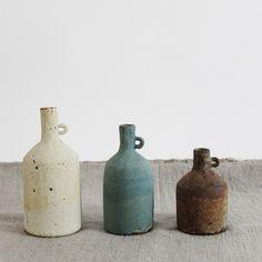 Bottles by Nobue Ibaraki