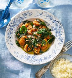 Sweet potato gnocchi with herbs and pine nuts recipe  - Better Homes and Gardens - Yahoo!7