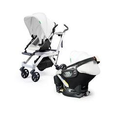 The Rolls Royce of strollers, the Orbit G2 will let baby ride in style. #baby