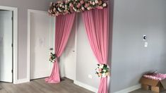 """Unboxing & Decorating """"AliExpress"""" products part 1 Diy- Tall multiple backdrops Wedding Backdrop Design, Diy Backdrop, Floral Backdrop, Outdoor Wedding Decorations, Backdrop Decorations, Backdrops, Decor Wedding, Diy Bedroom Decor, Diy Home Decor"""