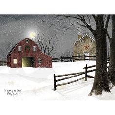a light in the stable by billy jacobs billy jacobs printsfolk