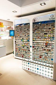 Sistema de automatización Stocklight - Una gestión mas eficiente y rápida del medicamento. Un servicio de Calidad. Una imagen innovadora. Máxima diferenciación.
