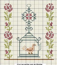 Envolée by Les petites croix de Christine