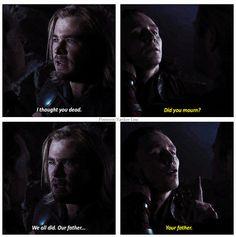Poor Loki.