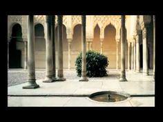 Granada's Alhambra palace - YouTube.Video, 4:52. Alhambra Palace. Granada, Spain. Nasrid Dynasty. 1354–1391 C.E. Whitewashed adobe stucco, wood, tile, paint, and gilding.