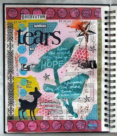Collage Journal- Craft Project