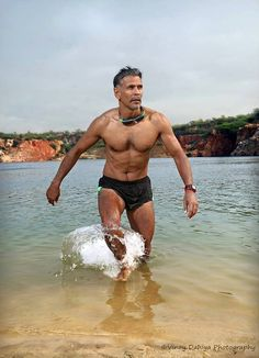 Born of web   Tips from Milind Soman's personal diary