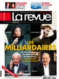 Revue pour l'Intelligence du Monde #14 : Les milliardaires