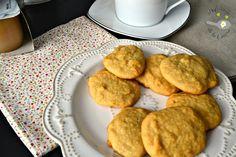 Deliciosa receta de Galletas de manzana y piña de Disfrutando de la Cocina