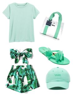 A fashion look from August 2017 featuring short sleeve t shirt, high waisted two piece and mint sandals. Browse and shop related looks. Mint Sandals, Baby Shoes, Fashion Looks, Vans, Polyvore, Sleeves, T Shirt, Shopping, Clothes