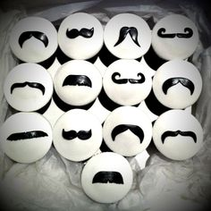 little man birthday cupcakes. I need to learn how to make those. Moustache Cupcakes, Mustache Cake, Moustache Party, Mustache Theme, Love Cupcakes, Birthday Cupcakes, Birthday Bash, Cupcake Cookies, Cupcake Toppers