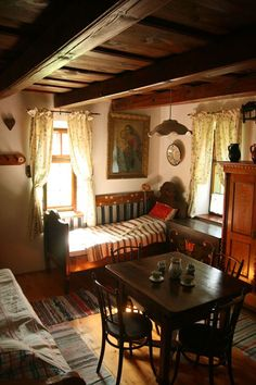 orsegi_szallas Interior Decorating, Interior Design, Cottage Interiors, Traditional House, Cozy House, My Dream Home, Interior And Exterior, Small Spaces, Living Spaces